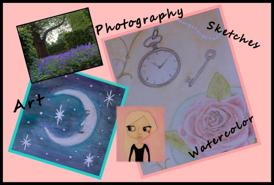 Art, Photography, Sketches, Watercolor