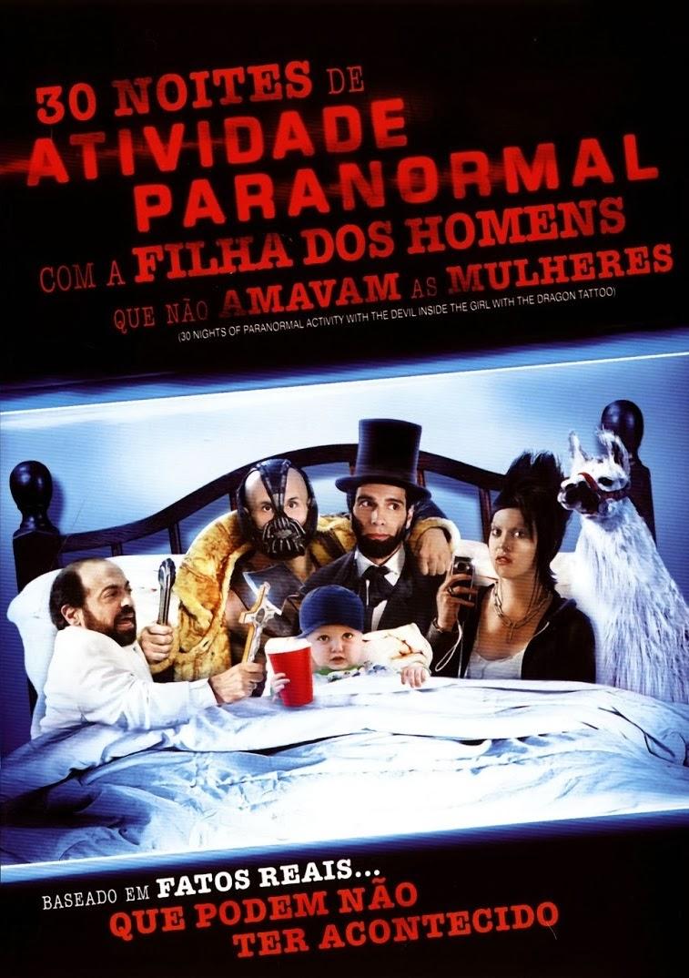 30 Noites de Atividade Paranormal – Legendado