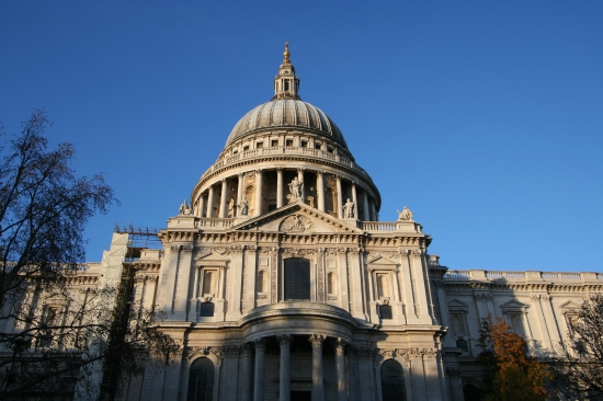 st pauls cathedral in london england essay