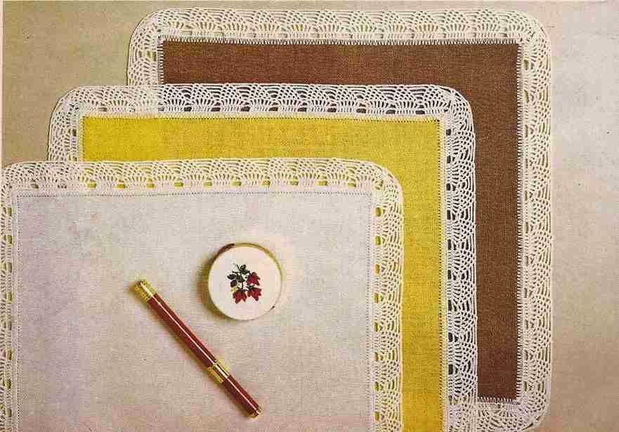 Pañuelos a Crochet
