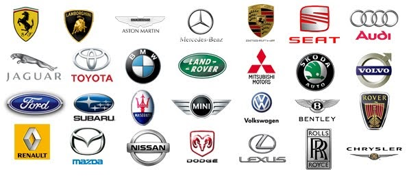 Auto Car Zone List Of Car Manufacturers - Signs of cars with names