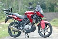 Modifikasi Yamaha Vixion Touring