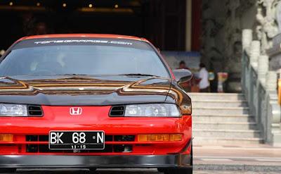 HONDA PRELUDE VTI-R 2002