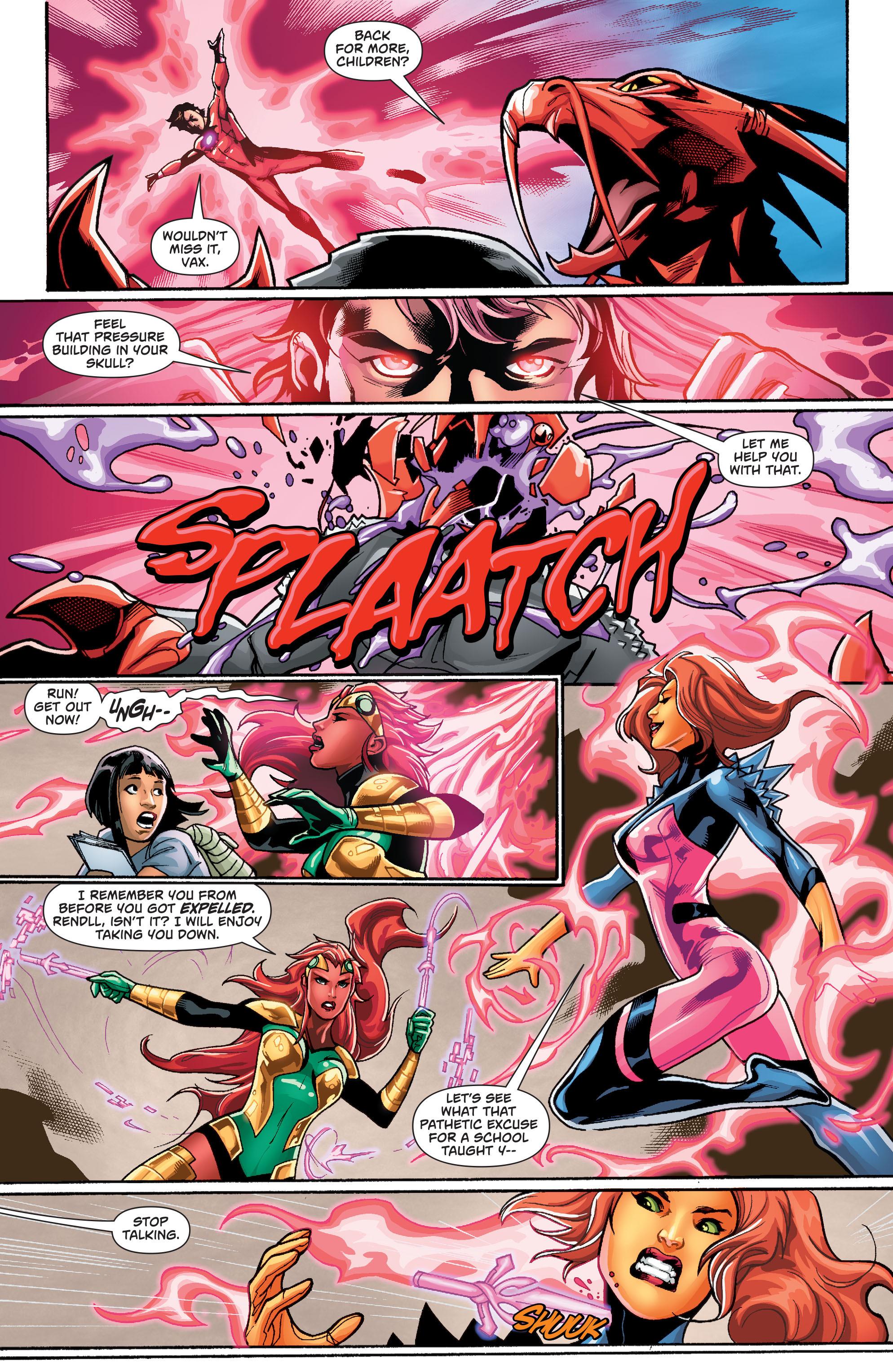 Supergirl (2011) Issue #38 #40 - English 14