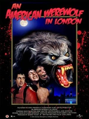 xem phim Ma Sói Ở London - An American Werewolf in London (1981) full hd vietsub online poster