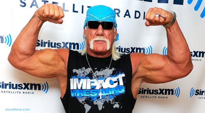 Foto Hulk Hogan Terbaru