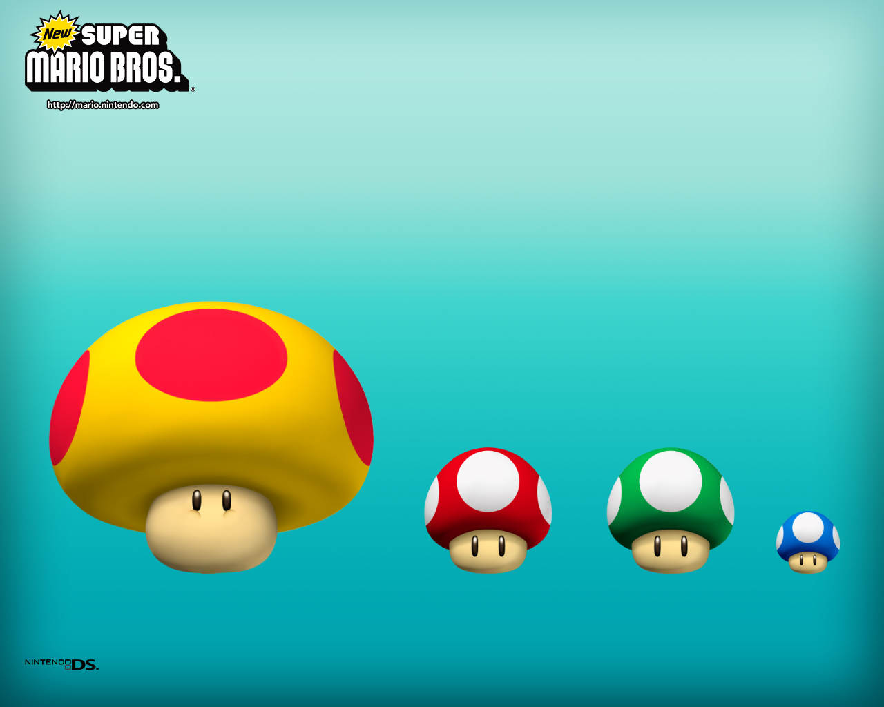 Super Mario HD & Widescreen Wallpaper 0.316167130822683