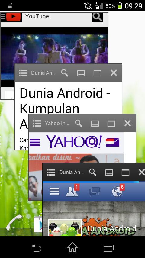 Inilah Boat Browser Android yang Bisa Floating Tab Keren