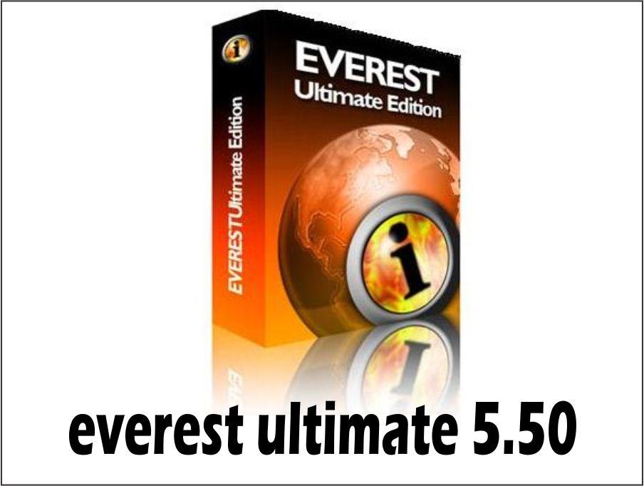 Everest ultimate edition v5.30 serials gr420