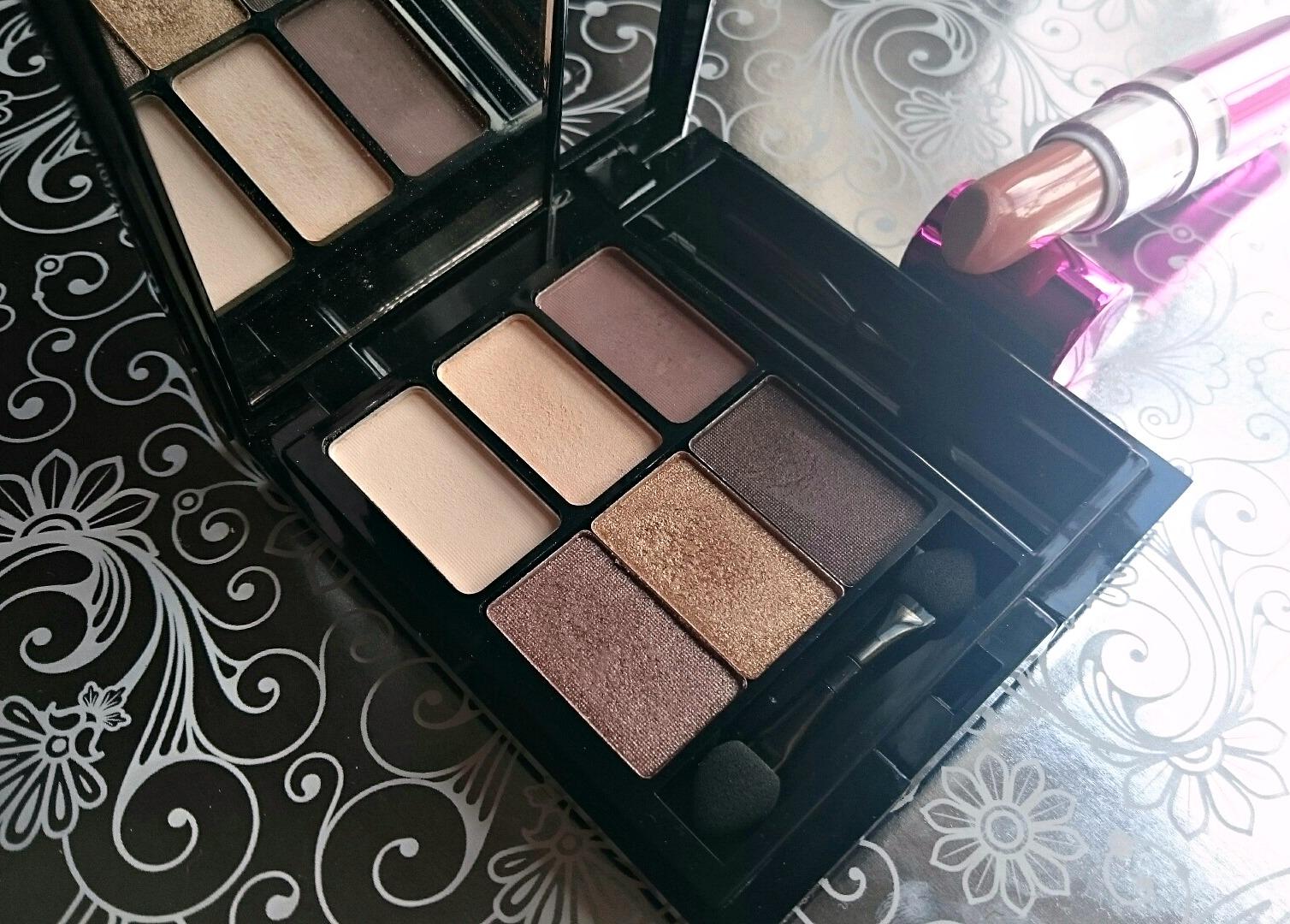 Makeup Revolution I am Naked palette