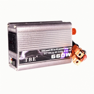 Power Inverter TBE TERMURAH/ DC 12V to AC 220V, Harga Grosiran