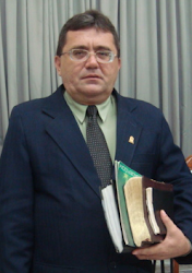 Pastor da IEAD São Bento-PB