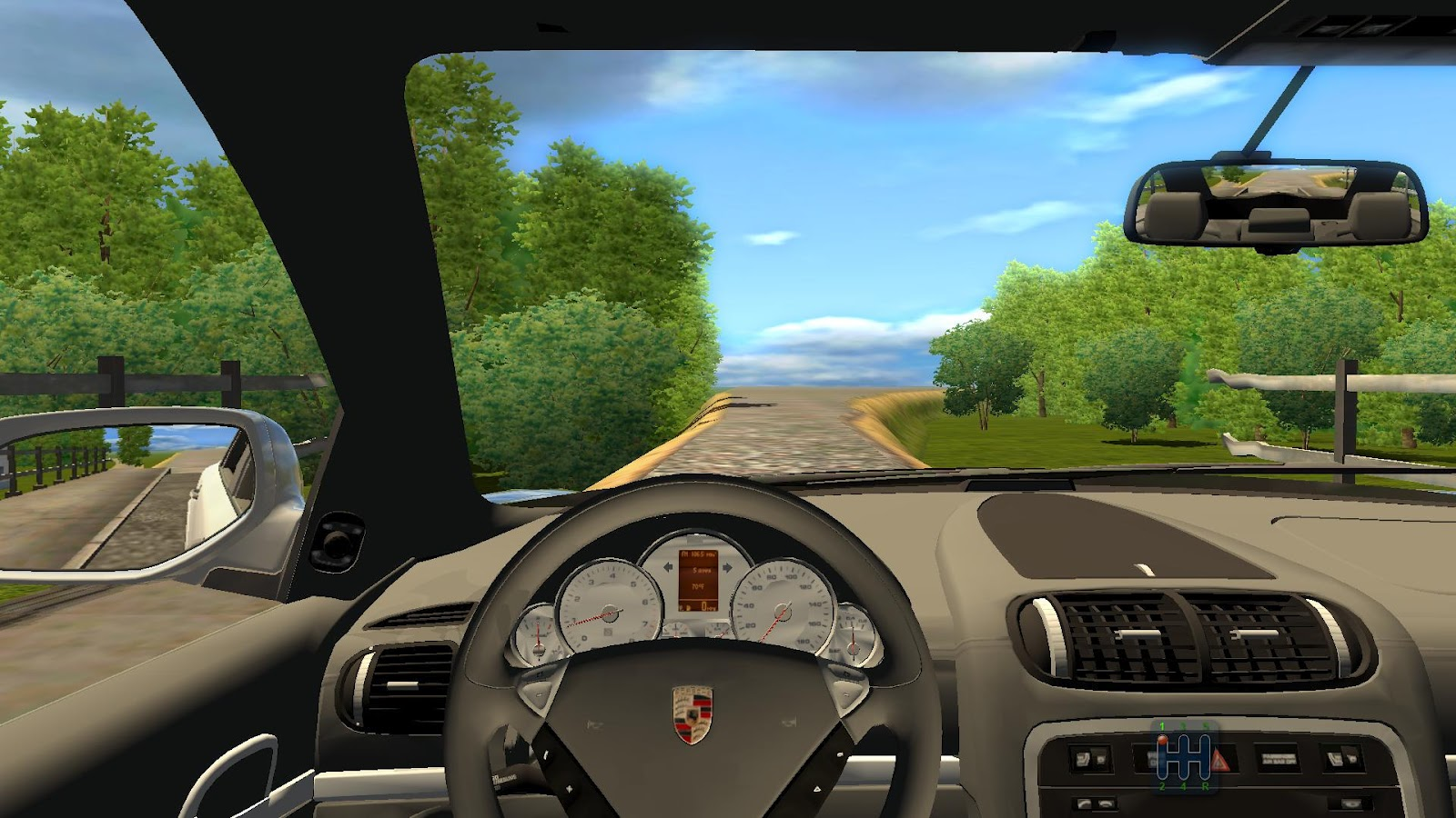 Driving simulator