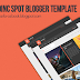 GoodInc Spot Free Blogger Template