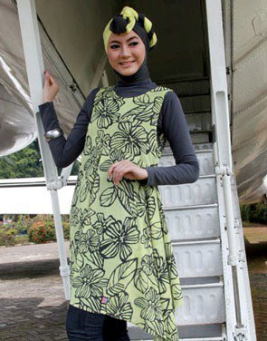 Zenitha Collection Blouse Muslimah Modern ZN 19 C