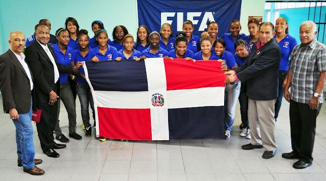 Selección Nacional sub-20, Viaja a Eliminatorias Copa del Mundo sub -20 (Caribe)