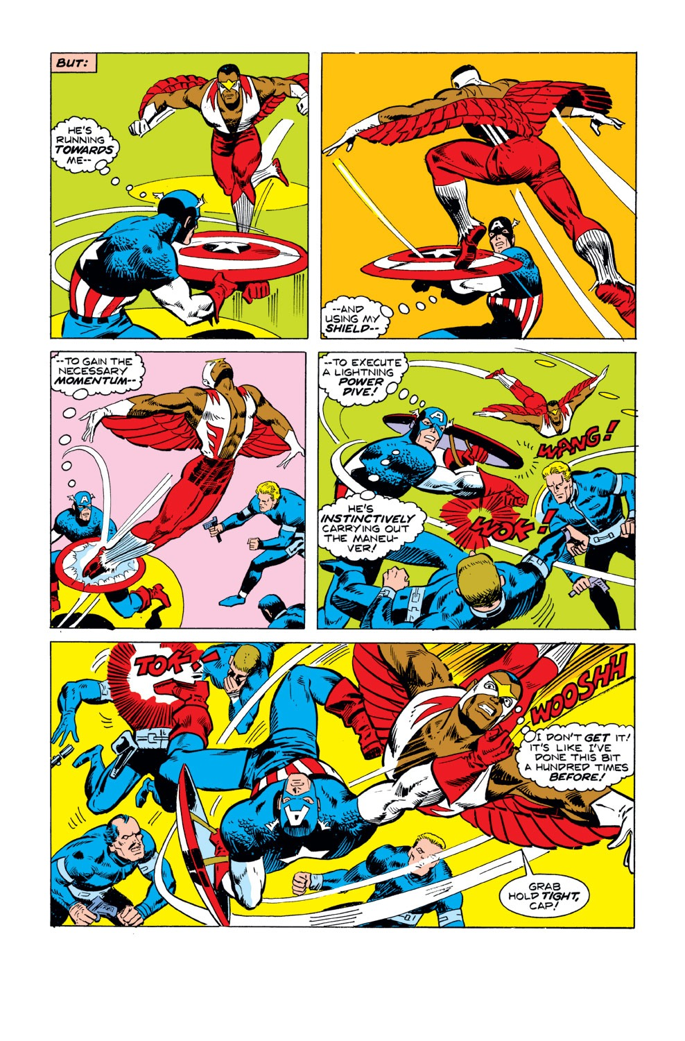 Captain America (1968) Issue #190 #104 - English 8