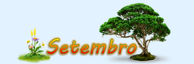 BEM-VINDA PRIMAVERA - 23/09/2014