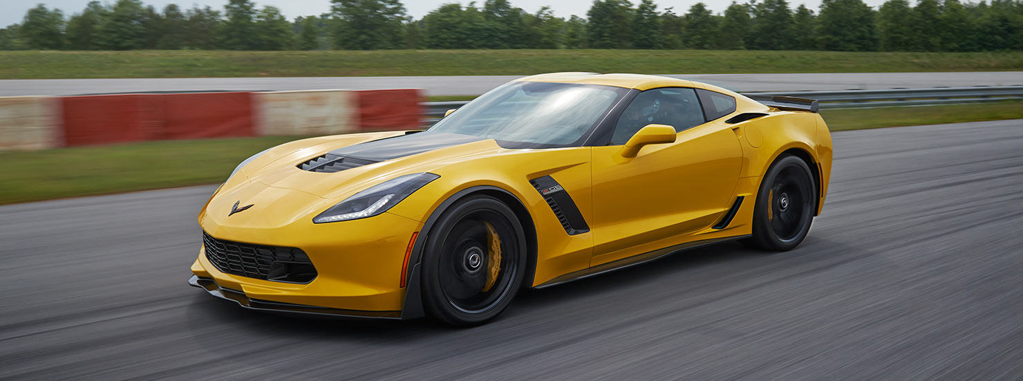 Chevrolet Releases 2015 Corvette Final Model Counts