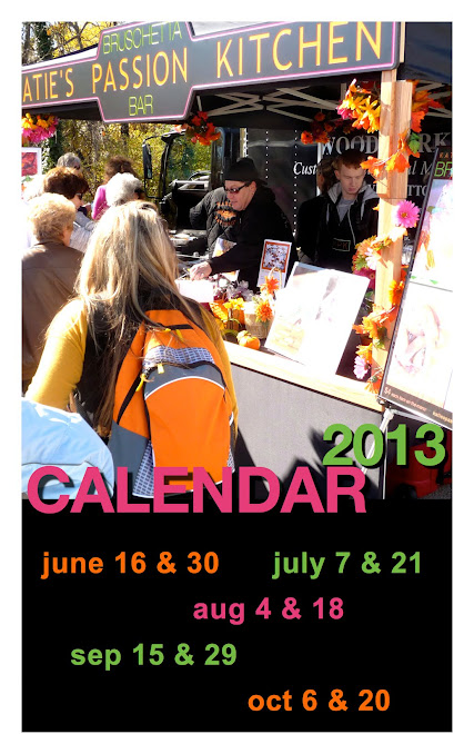 """KPK At The Market"" 2013 Calendar for the Frankfort Country Market"