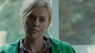 young adult charlize theron