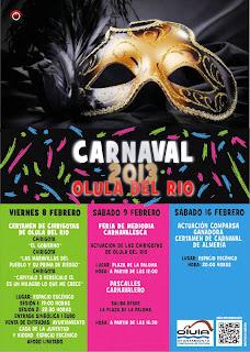 Carnaval de Olula del Río 2013