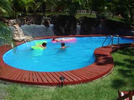 Como instalar piscinas prefabricadas aprender hacer for Piscinas caseras