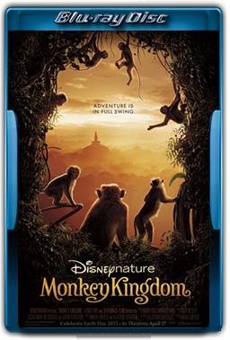 O Reino dos Primatas Torrent Dublado