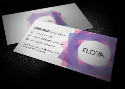 ejemplos diseños de tarjetas visita