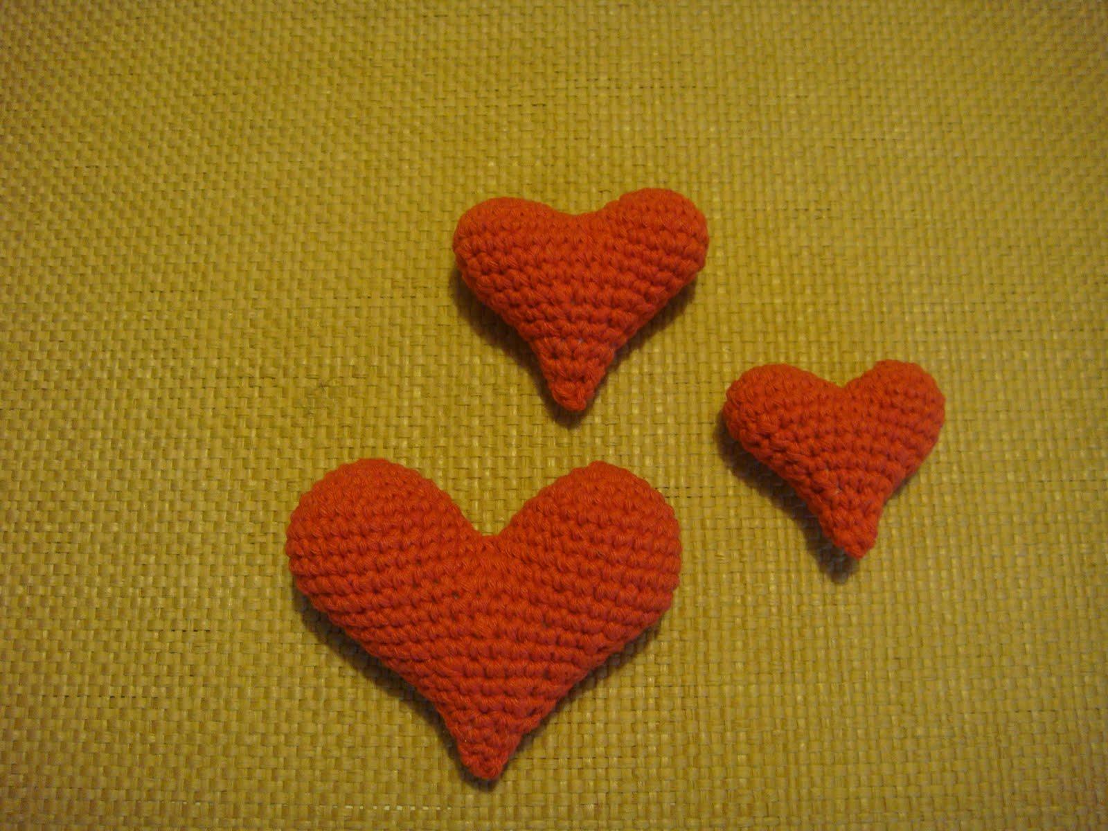 Amigurumi Llavero Corazon : Amigurumis y algo más corazón de amigurumi
