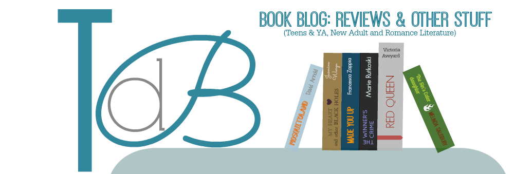TdB: Book blog and other stuff