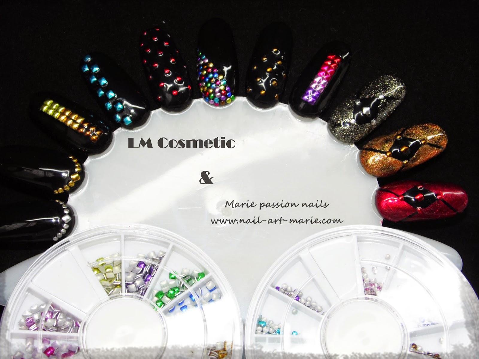 nail art studs metallique2