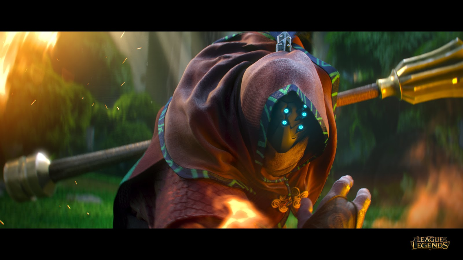 Surrender At 20 League Of Legends Cinematic A New Dawn
