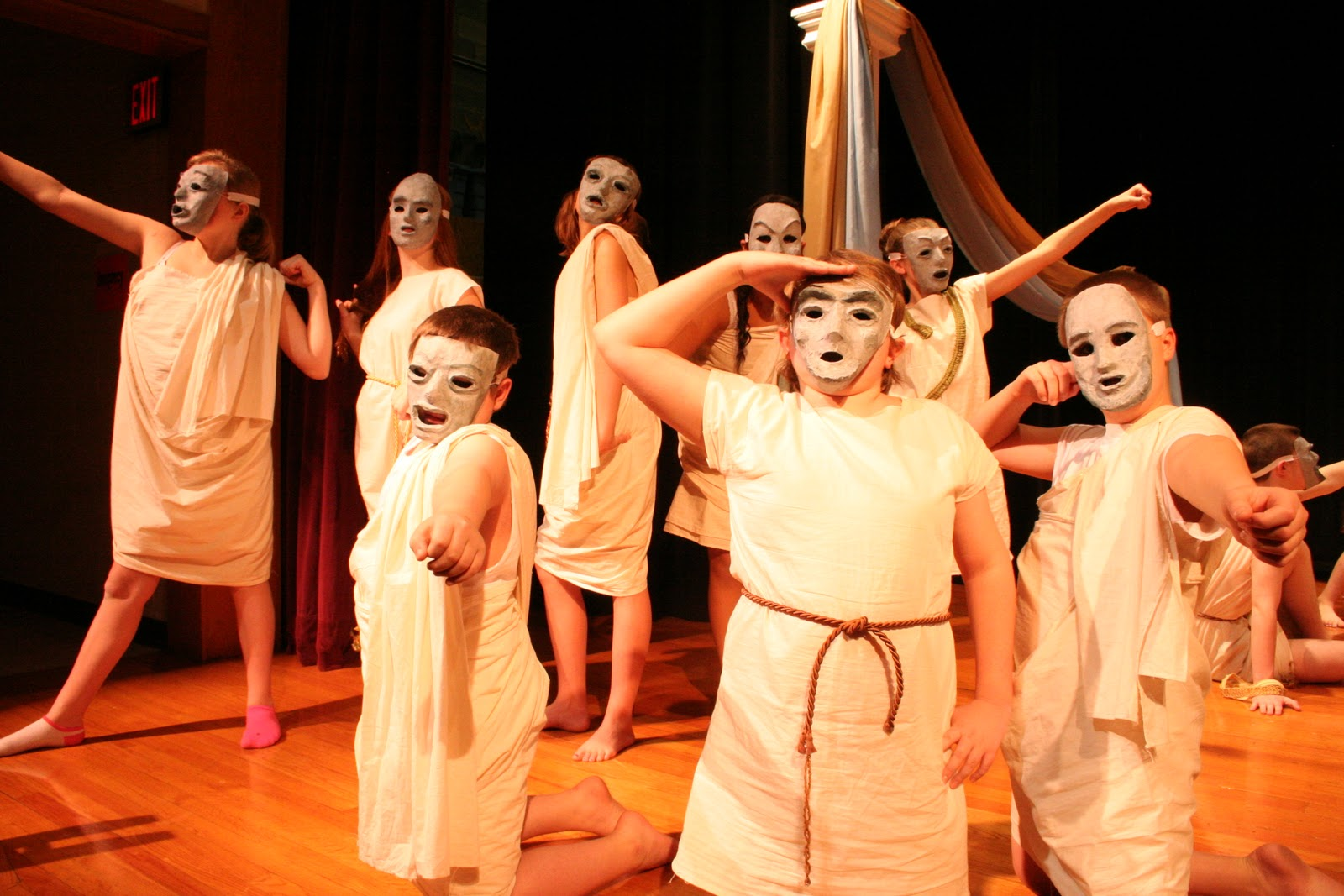 Circus Olympus Greek Theatre Opening