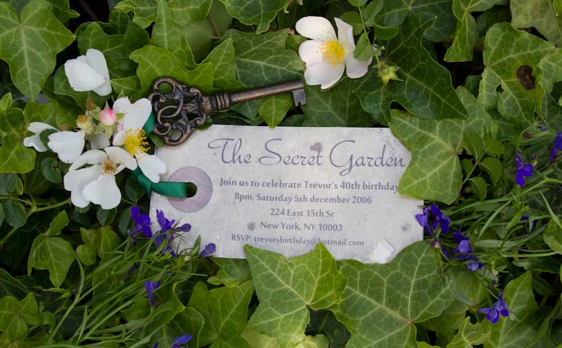 magic prom party inspired by these garden theme prom ideas