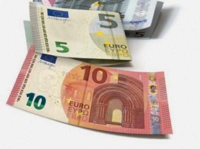 Billetes de 10 euros nuevos con mas seguridad