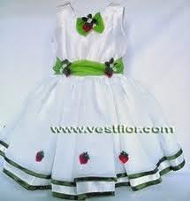 Vestido Morango