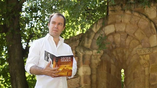 Javier Sierra, La Pirámide Inmortal, su nueva novela