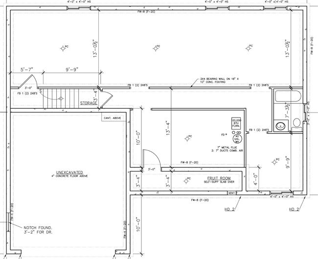 For kicks and giggles house plan for Twilight house floor plan