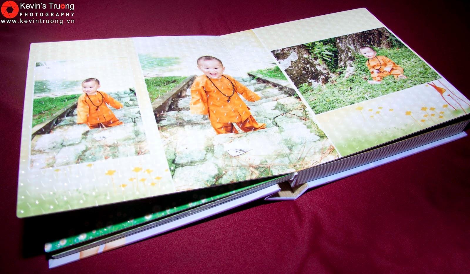 Gia Công-In Album Cát Kim Tuyến-Album 3D,Photobook,Ép gỗ các loại - 6