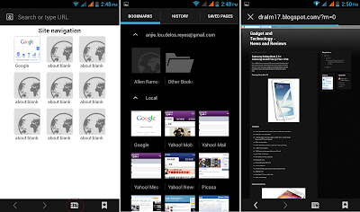 SKK Mobile Radiance Browser
