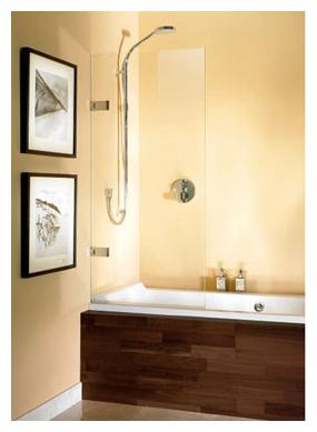 bath shield panel