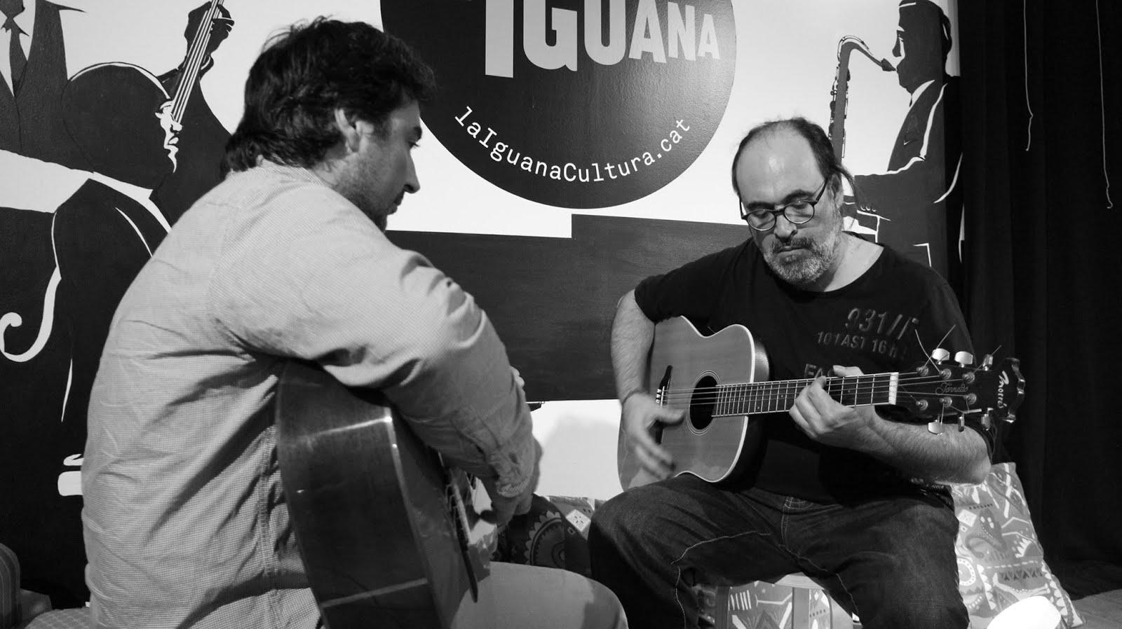 A La Iguana amb Xec Juanico