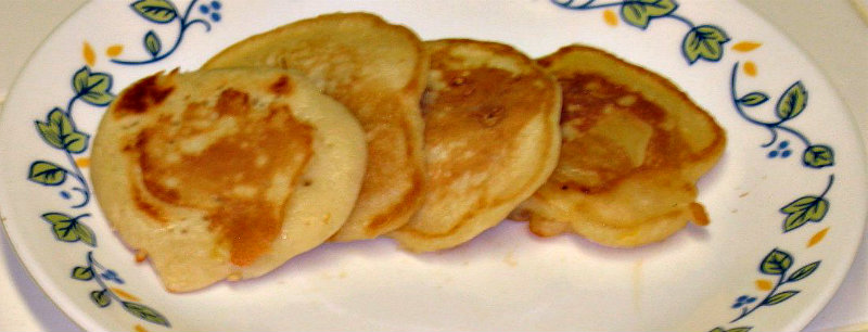 Mango And Banana Pancakes Recipes — Dishmaps