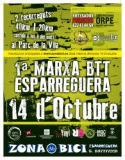 14 Octubre 2012: Esparreguera (Barcelona)