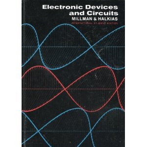 Electronic devices and circuits by millman and halkias free download