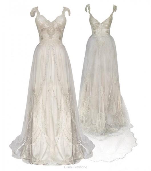 Honey Buy Claire Pettibone Wedding Dresses