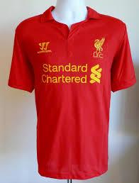 Kaos Bola Liverpool Home
