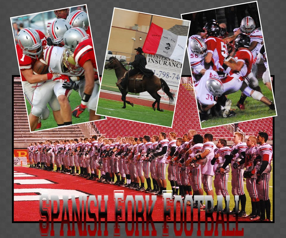 Spanish Fork Football 2012