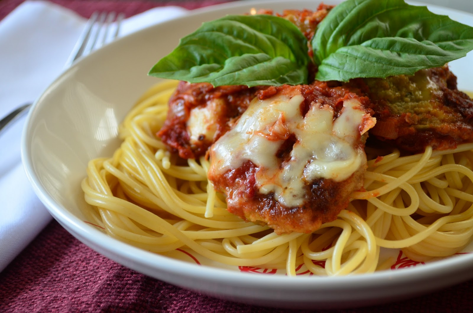 ... Cook» Blog Archive Skillet Eggplant Parmesan » Simple Gourmet Cook